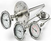 Temperature gauges & thermowells 제품이미지