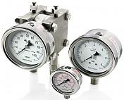 Pressure gauges & accessories 제품이미지